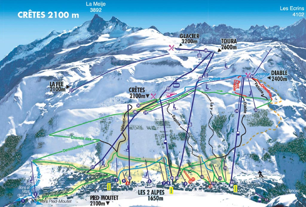 Les Deux Alpes France  city photos : Pin Les Deux Alpes France Ski And Snowboard Holidays on Pinterest